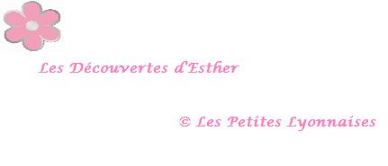 Les découvertes d'Esther Logo